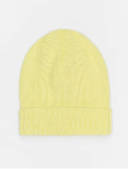 Flexfit Hat-1 Soft Acrylic  yellow