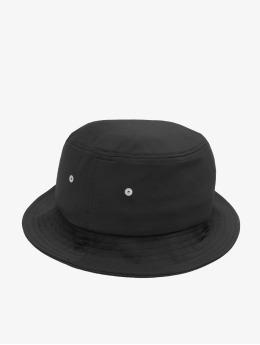 Flexfit hoed Nylon zwart