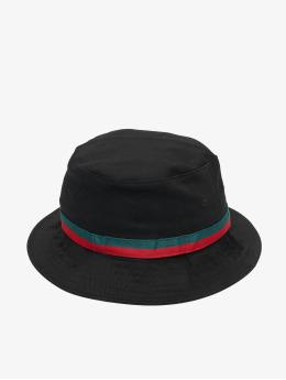 Flexfit hoed Stripe zwart