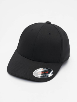 Flexfit Lastebilsjåfør- / flexfitted caps Alpha Shape svart