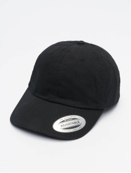 Flexfit Snapback Cap Ecowash Dad black