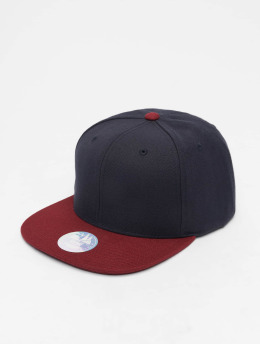 Flexfit Snapback Cap Two Tone blau
