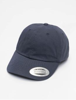 Flexfit Snapback Cap Ecowash Dad blau
