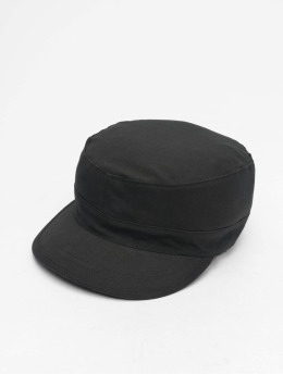 Flexfit Snapback Cap Top Gun Ripstop schwarz