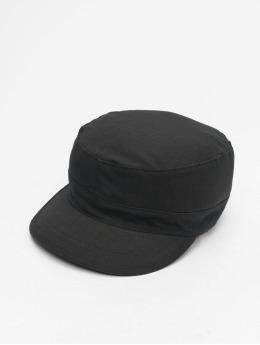Flexfit Snapback Caps Top Gun Ripstop čern
