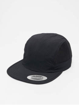 Flexfit Snapback Caps Nylon  czarny