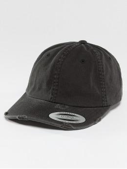 Flexfit Snapback Caps Low Profile Destroyed musta
