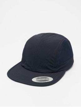 Flexfit Snapback Caps Nylon  niebieski