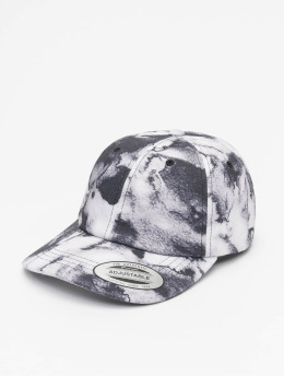 Flexfit Snapback Caps Low Profile Batic Dye svart