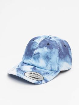 Flexfit Snapbackkeps Low Profile Batic Dye blå