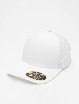 Flexfit Trucker Caps 110 bialy