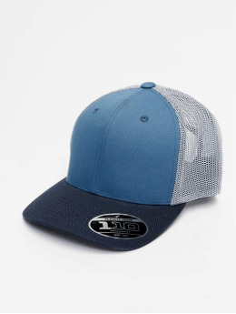 Flexfit Trucker Caps 110 blå