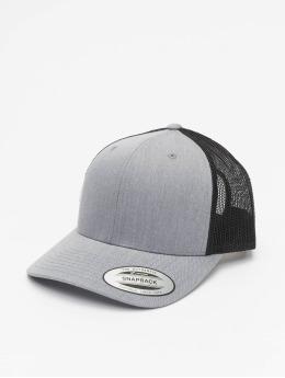 Flexfit Trucker Caps Retro Trucker 2-Tone grå