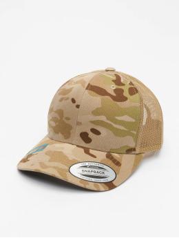 Flexfit Verkkolippikset Retro Trucker Multicam® camouflage