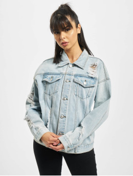 Fornarina Denim Jacket ELIZA  blue