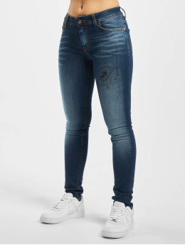 Fornarina Slim Fit Jeans RACHEAL  blauw