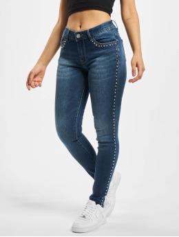 Fornarina Slim Fit Jeans HAPPY  modrá