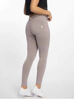 Freddy Jeans slim fit Regular Waist 7/8 grigio