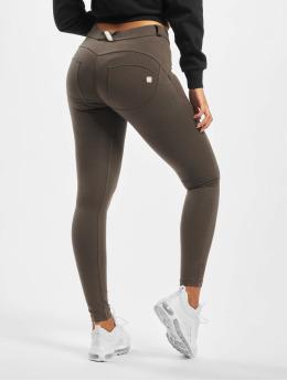 Freddy Jeans slim fit Basic Regular Waist  marrone