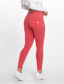 Freddy Jeans slim fit Regular Waist 7/8  rosa