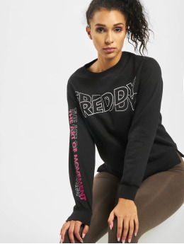 Freddy Jumper Felpa  black