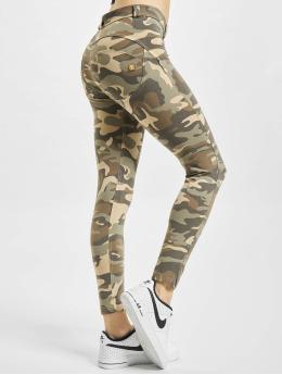 Freddy Legging Camu 7/8tel Super Skinny Jeans Optik camouflage
