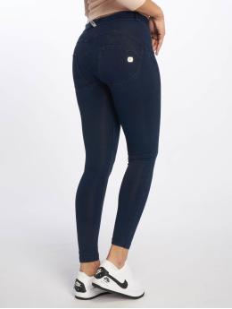 Freddy Skinny jeans Regular Waist 7/8 blå