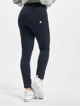 Freddy Skinny Jeans Basic High Waist blau