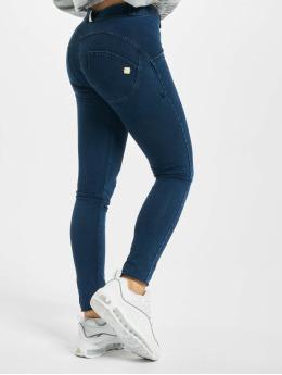 Freddy Skinny jeans  WR.UP Denim Regular Waist Skinny blauw
