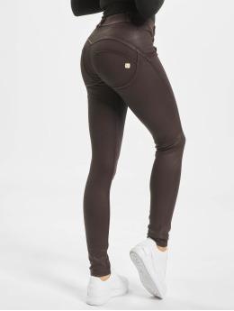 Freddy Skinny jeans Regular Waist bruin