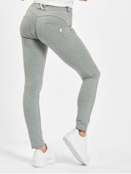 Freddy Skinny jeans Regular Waist grå