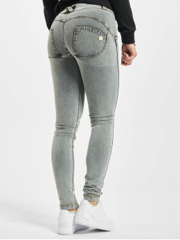 Freddy Skinny Jeans Regular  grau