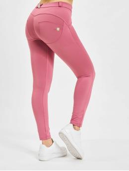 Freddy Skinny Jeans WR.UP D.I.W.O. 7/8 Regular Waist Super Skinny pink