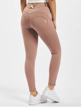 Freddy Skinny Jeans 7/8 růžový