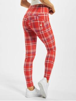 Freddy Skinny Jeans High Waist red