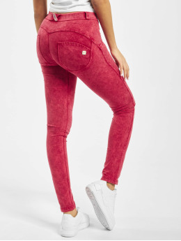 Freddy Skinny Jeans Regular rot