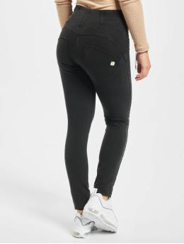 Freddy Skinny Jeans Highwaist  schwarz