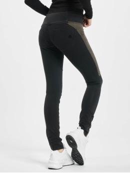 Freddy Skinny Jeans Medium  schwarz