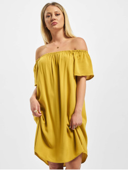 Fresh Made Kleid Abbey gelb