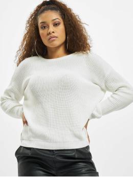 Fresh Made Pullover Jannah  weiß