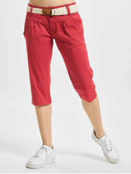 Fresh Made Short Capri  red