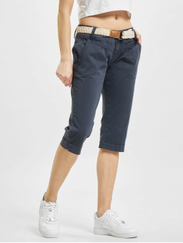 Fresh Made Shorts Capri  blau