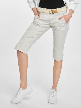 Fresh Made Shorts Capri grå