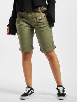 Fresh Made Shorts Bermuda olive