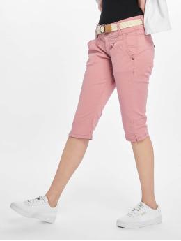 Fresh Made Shorts Capri rosa