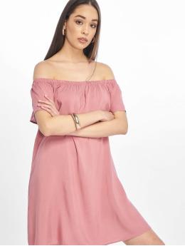 Fresh Made Sukienki Denim rózowy