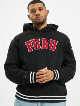 Fubu Bluzy z kapturem Fb College Ssl czarny
