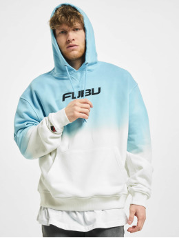 Fubu Hoodie Corporate Gradient  blå