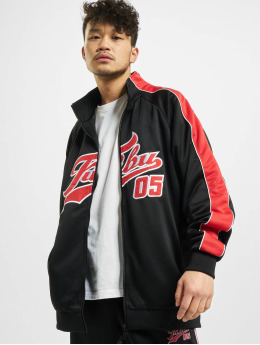 Fubu Lightweight Jacket Varsity  black