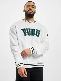 Fubu Pullover College Ssl white